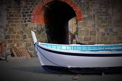Guida tu stesso la tua canoa, non contare sull'aiuto degli altri.(Robert Baden-Powell) (ornella sartore) Tags: barca colori particolari allaperto