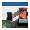 Balcons et Reflets (Marie 35 (140)) Tags: balcons reflets ombres lignes betton illeetvilaine graphisme urbain