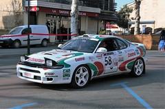 #58 Toyota CELICA - 02 (kinsarvik) Tags: castillonlabataille gironde bordeauxaquitaineclassic rallye rally