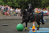 Football with the Met (meniscuslens) Tags: horses hounds heroes horse trust arena show charity ball cone crowd metropolitian aylesbury princes risborough high wycombe