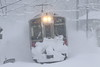 Snow storm (Teruhide Tomori) Tags: eastjapanrailwaycompany jreast japan japon akita oumainline tohoku train railway railroad winter snow 701series 奥羽本線 東北 秋田県 雪 鉄道 電車 ローカル線 列車 冬 線路 jr東日本 日本 snowstorm 大張野 obarino