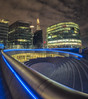 the lights are on where all the people gone (Wizard CG) Tags: london tower bridge city hall europe uk cityscape england architecture modern urban wide angle outdoor fisheye long exposure epl7 hdr samyang fish eye olympus great britain gb night shot nocturnal united kingdom