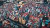 Hanoi Bird's Eye View (Iftakhar Hasan) Tags: asia vietnam hanoi hànội highangle birdseyeview city lottecenterhanoi sony sonyα6300 sonyepz18105mmf4goss