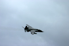 RAF Jaguar (North Ports) Tags: raf jaguar sepecat wick john ogroats airport aerodrome caithness highlands scotland 2006