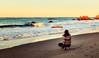 Vintage Jillian (JohnLazo19) Tags: beach california canon5dmarkiv coast elmatador longexposure morning ocean pch rocks sun sunrise water