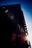 Juego#1 - sun flare (Paula.photo) Tags: sunflare architecture jackierueda latelierii madrid azca torrenegra castellana invierno wintersun nikon am d750 arc