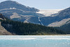 The Big Melt DSL4121 (iloleo) Tags: glacier mountains summer banffnationalpark alberta bowlake waterfall forest landscape nature nikond7000 canada