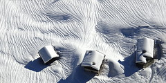 3 chalets sous la neige (JMVerco) Tags: hiver winter inverno neige snow neve blanc white bianco lesgiettes vercorin suisse aoi elitegalleryaoi bestcapturesaoi aoi3levels