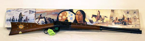 Winchester mod. 94 Crazy Horse, 38-55 Winchester cal. Rifle ($1,120.00)