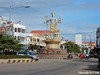Vishnu Traffic Circle, Battambang (Travolution360) Tags: cambodia battambang vishnu traffic circle road roundabaout cambodge kambodscha travel