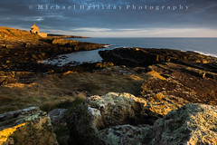 Frosty Morning At Howick (Michael Halliday) Tags: coast hitech howick morning nikkor2470f28ged nikon nikond600 northumberland northumbria rocks sea seascape sunrise water waves