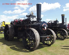 BE 7548 (Peter Jarman 43119) Tags: lincolnshire steam rally 2013