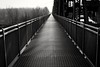 Bridge (lucarino) Tags: ponte bridge fiume po italy italia vanishing point