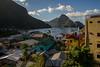 El Nido town (fredrik.gattan) Tags: el nido palawan philippines town village mountain landscape seascape boats sky tropic colorful