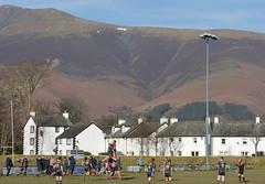 Mountain Men (Feversham Media) Tags: keswickrfc keswick oldhamrfc allerdale davidsonpark cumbria rugbygrounds skiddaw rugbyuniongrounds rugbyunion lakeland sportsaction northlancscumbrialeague
