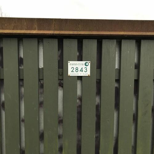 seas-nve 2843 GUNDSLEV. P. PLADS