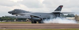 USAF Rockwell B-1B Lancer