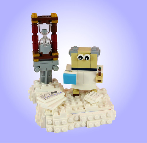 Plao. The gods of the Lego (2)
