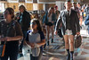 2018 No Pants Day on the Subway-27 (Walking Flowers) Tags: la los angeles 10th annual no pants day subway 2018 people