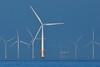 North Wales Wind Farm (MeirionWyn) Tags: 2018 northwales wales wind farm offshore turbine sea ocean llanddulas coast energy renewable platform winter