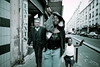 (Jorge Eduardo Albarracin) Tags: paris street rue strase calle walk camina marche gehe kind young woman old man child girl mädchen frau front face visage cara gesicht poor pauvre pobre arm chapelle mirrhacover head