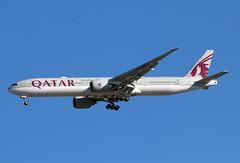 A7-BEO (JBoulin94) Tags: a7beo qatar airways boeing 777300er washington dulles international airport iad kiad usa virginia va john boulin