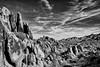 Rocky Wonderland (East of 29) Tags: rockywonderland joshuatreenationalpark bw boulders rockformations