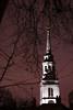 #RingTheBell Flickr Friday (suzannesullivan2) Tags: churchspire night bells churchbells ringthebell flickrfriday belltower