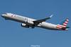 N110AN @BOS (thokaty) Tags: n110an americanairlines airbus a321 a321231 eis2014 bos kbos bostonloganairport