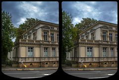 The Belle Epoque 3-D / CrossView / Stereoscopy / HDR / Raw (Stereotron) Tags: saxony sachsen reichenbach neuberinstadt nördliches vogtland architecture artnouveau jugendstil belleepoque 19thcentury zwickauer strase europe germany crosseye crosseyed crossview xview cross eye pair freeview sidebyside sbs kreuzblick 3d 3dphoto 3dstereo 3rddimension spatial stereo stereo3d stereophoto stereophotography stereoscopic stereoscopy stereotron threedimensional stereoview stereophotomaker stereophotograph 3dpicture 3dglasses 3dimage hyperstereo twin canon eos 550d yongnuo radio transmitter remote control synchron kitlens 1855mm tonemapping hdr hdri raw