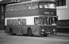 KSD62W in 1990 (preselected) Tags: bus coach a1 service ardrossan mcmenemy central garage leyland atlantean alexander an68 stagecoach nuneaton