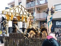 Tarragona rua 2018 (19) (calafellvalo) Tags: tarragona rua carnaval artesania ruadelaartesanía calafellvalo carnival karneval party holiday parade spain catalonia fiesta modelos bellezas estrellas tarraco artesaniatarragonacarnavalruacarnivalcalafellvalocarnavaldetarragona