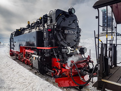 Brocken HSB 1 (markuslanger1) Tags: harz harzerschmalspurbahn m10ii m1250mm omd dampflokomotive brocken winter