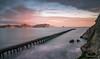 Tolaga Bay (hakannedjat) Tags: tolagabay nz newzealand sony sonynz sonya7rii a7rii zeiss wharf longexposure sunrise