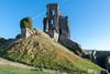 Corfe Castle   |   Keep (JB_1984) Tags: castle keep ruins remains nationaltrust corfecastle wareham purbeckdistrict dorset england uk unitedkingdom nikon d500 nikond500