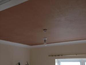 plastercore.co.uk Ceiling Completed