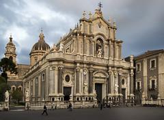 Duomo di Catania (albireo 2006) Tags: duomodicatania cathedral catania cataniacathedral baroquearchitecture baroque sicily sicilia italy italia