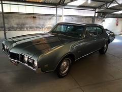 1968 Olsmobile Cutlass (edutango) Tags: olds ame brasil 6