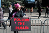 Follow the Rubles (nyperson) Tags: womensmarch newyork 2018 protest
