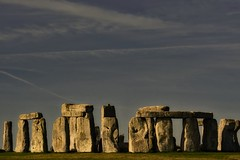 Stonehenge (AM5555) Tags: landscape historic history countryside rural natural light monument bright outside outdoors stones rocks dof sunshine nikkor nikon day old sun clouds stacked contrast golden sunlight
