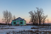 Winter Evening in Village. (Oleg.A) Tags: landscape russia nature frost retro vintage rural evening villiage snow countryside mikhaylovka colorful purple twilight blue architecture sunset winter penzaregion old outdoor landscapes outdoors penzenskayaoblast ru