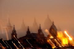 Dusk over Barcelona (dw*c) Tags: barcelona spain espana espanola dusk night nikon picmonkey trip travel