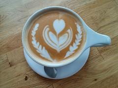 Latte art (JavaJoba) Tags: