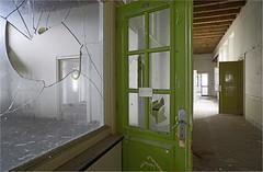Liduina (2) (leuntje) Tags: noordwijkerhout noordwijk zuidholland netherlands sanctamaria psychiatrichospital liduina abandoned urbex decay