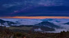 Land of Skies (Max Angelsburger) Tags: zieflensberg albtal seitentäler schwarzwald blackforest badherrenalb oberesgaistal hill mountain schweizerkopfhütte deutschland germany badenwürttemberg badenwuerttemberg village natur light fantastic wald wood wanderlust hiking view countryside landscape landschaft january 2018 weather walk pretty winter sunlight purple orange sky nature blue morning tree green low clouds house fog mist mood atmosphere weekend feelgood feeling relax valley northernblackforest silence grass dawn zieflesberg