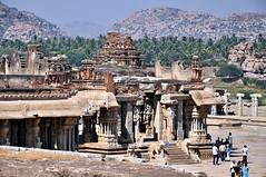 India - Karnataka - Hampi - Vitthala Temple - 10 (asienman) Tags: india karnataka hampi asienmanphotography vitthalatemple
