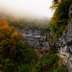 Jura! (m_laRs_k) Tags: france 7dwf jura franchecompte landscape outside outdoor cascade herisson wasserfall waterfall herbst autumn indian summer