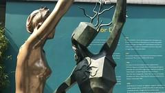 CDMX 2018 (32 de 73) (Pax Delgado) Tags: exposición en el atrio de san francisco esculturas bronce salvador dalí video videos