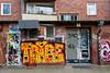 TRIBE (Rasande Tyskar) Tags: graffiti graffity graffito house exteriour hamburg gebäude facade fassade urban art st pauli schanze