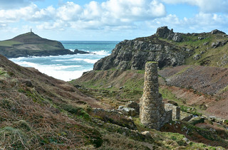 Old Mine, KendiJack Valley, Cornwall